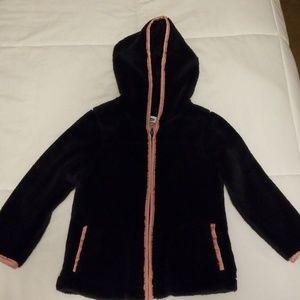 Girls 4T Old Navy jacket super soft!